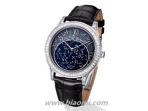 超稀有!用陨石做的腕表 可以用来许愿了 名表赏析 第2张