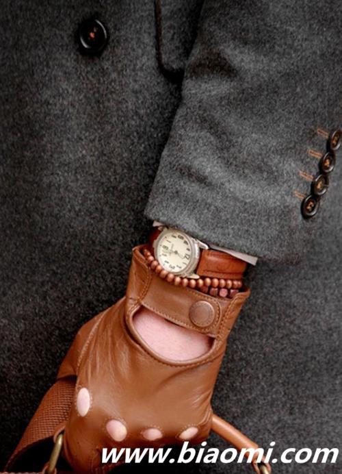 腕上荷尔蒙 皮手套+腕表打造性感冬日型男 购表指南 第1张