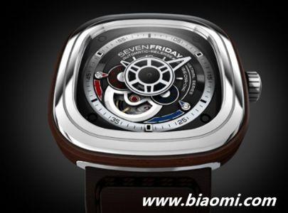SevenFriday,颠覆传统瑞士钟表行业的时尚机械腕表品牌