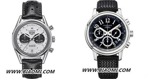 新时代的时髦——方向盘与腕表的搭配