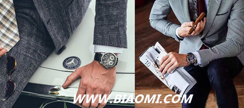 男士们为什么要佩戴手表? 热点动态 第4张