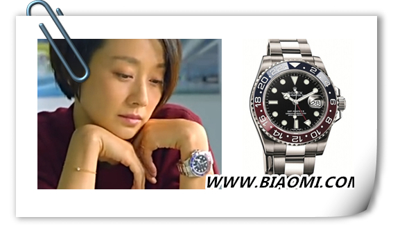 《中国式关系》江一楠的腕表 戴的很马伊琍