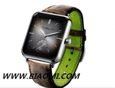 瑞士名表厂商造了一块Apple Watch机械表