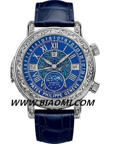 手表中的蓝血贵族 享奢华之处 名表赏析 第3张