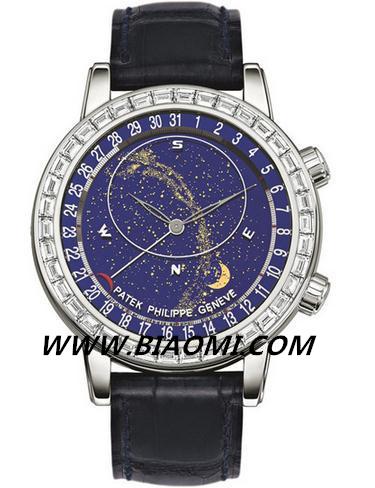 手表中的蓝血贵族 享奢华之处 名表赏析 第4张