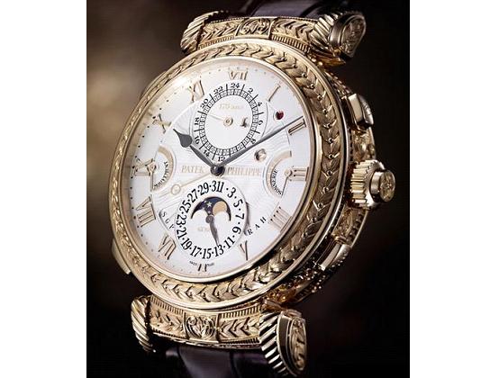 手表中的蓝血贵族 享奢华之处 名表赏析 第1张