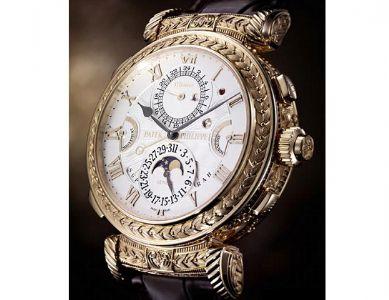 手表中的蓝血贵族 享奢华之处