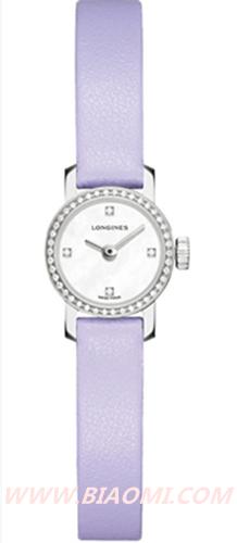 女性腕表轻量出击 变身珠宝饰品 名表赏析 第4张