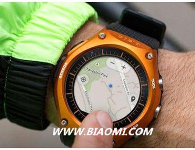 卡西欧挑衅苹果说:你们的手表太烂了 看我的手表!