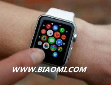 2015年全球智能手表市场苹果独占52%
