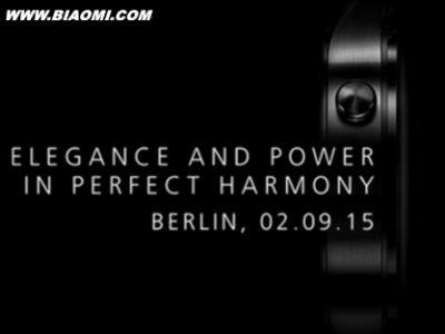华为智能手表将于9月2日发布 2226元起售