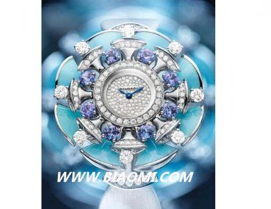 美轮美奂珠宝腕表 专属于女表的华丽外衣