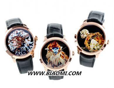 芝柏表首度推出猴年限量版腕表