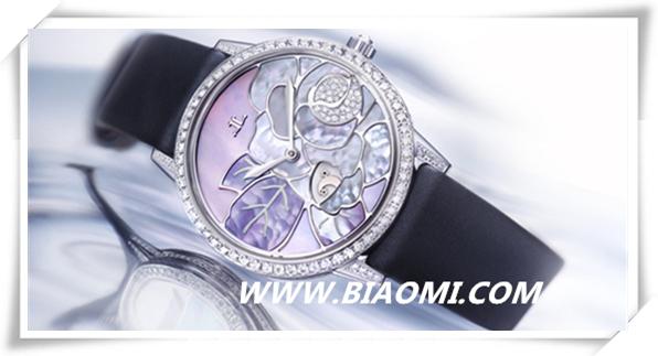 时尚手表 与女人味的微妙关系