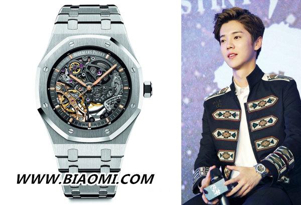 双十一购物指南——这几款明星同款手表很经典 热点动态 第2张
