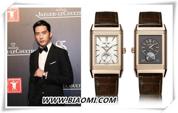 那些深受明星欢迎的方形款腕表都有哪些?