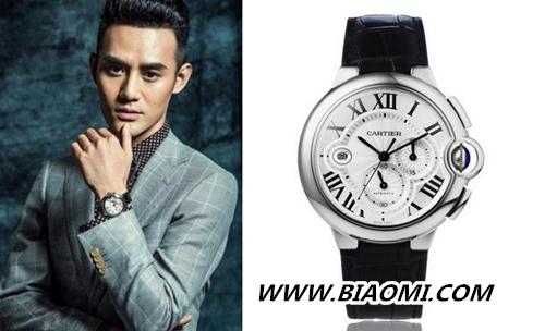 喜欢手表又会佩戴手表的明星就是他——王凯 热点动态 第1张