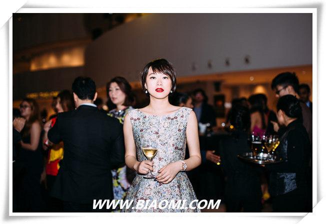 实力女星黄璐亮相第27届新加坡国际电影节 宝珀Blancpain银河腕表华美闪耀狮城
