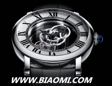 卡地亚推出全新天体运转式神秘陀飞轮腕表