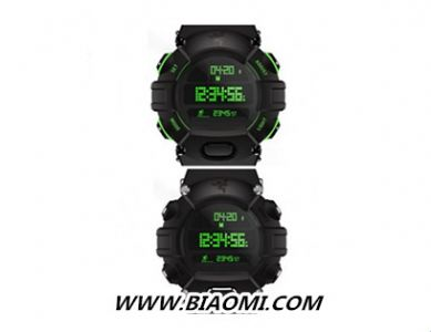雷蛇推出双屏幕智能腕表