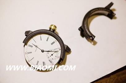 手表也能刮起复古风 名表赏析 第4张