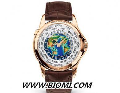 世界时腕表 将世界浓缩在表盘上