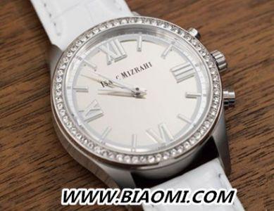 惠普推新款智能手表 配有珠宝专为女性设计
