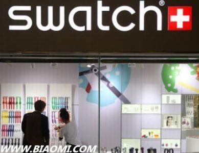 斯沃琪今年将推三款智能手表 天梭将打头炮