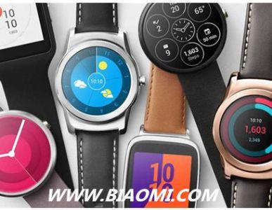 Android Wear 智能手表大盘点