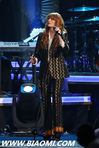 古驰全新腕表首饰代言人 Florence Welch 热点动态 第5张