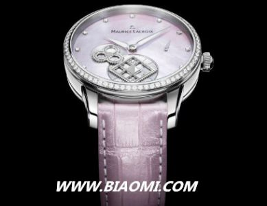 艾美匠心系列方形齿轮腕表 展现惊人技艺