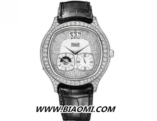 伯爵镶钻腕表 带给你璀璨夺目的视觉体验 名表赏析 第1张