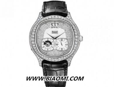 伯爵镶钻腕表 带给你璀璨夺目的视觉体验
