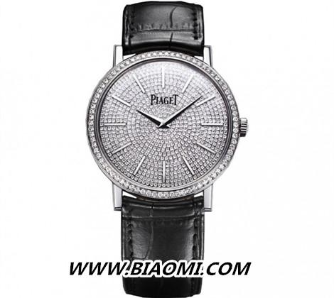 伯爵镶钻腕表 带给你璀璨夺目的视觉体验 名表赏析 第2张