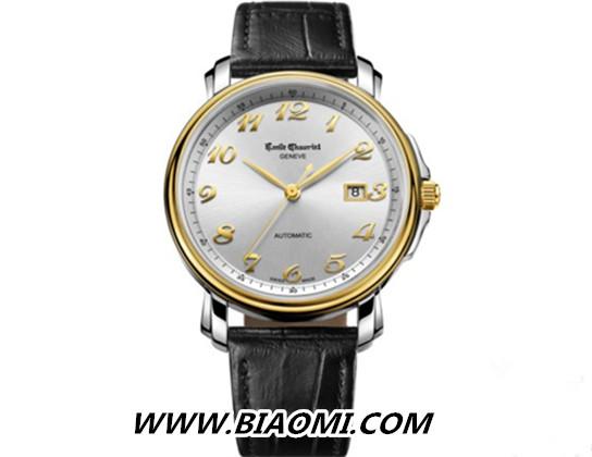 简约腕表的魅力 男士手表令表迷一见倾心 名表赏析 第1张