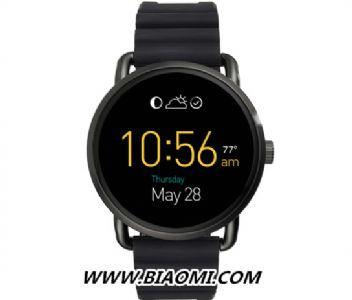 Fossil在Baselworld期间推出新款Android Wear 智能手表