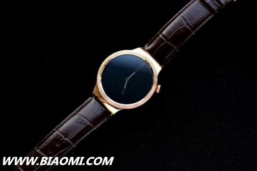 高颜值可穿戴产品——华为智能手表HUAWEI WATCH尊享系列 智能手表 第5张