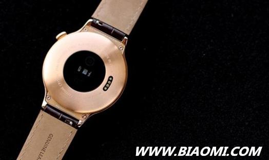 高颜值可穿戴产品——华为智能手表HUAWEI WATCH尊享系列 智能手表 第8张