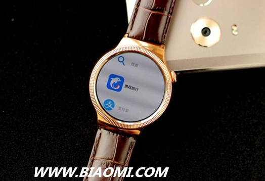 高颜值可穿戴产品——华为智能手表HUAWEI WATCH尊享系列 智能手表 第10张
