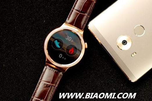 高颜值可穿戴产品——华为智能手表HUAWEI WATCH尊享系列 智能手表 第12张