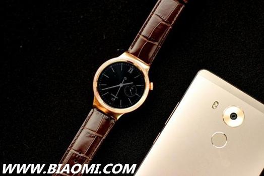 高颜值可穿戴产品——华为智能手表HUAWEI WATCH尊享系列 智能手表 第14张