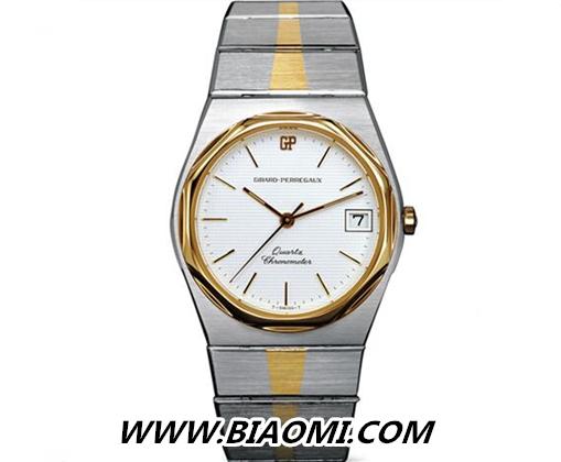 GP芝柏复刻版「Laureato」腕表——将优雅传承的经典表款 名表赏析 第1张