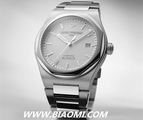 GP芝柏复刻版「Laureato」腕表——将优雅传承的经典表款 名表赏析 第3张