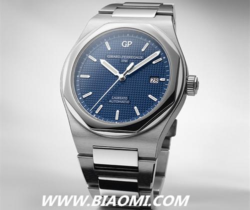 GP芝柏复刻版「Laureato」腕表——将优雅传承的经典表款 名表赏析 第4张