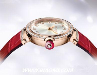 艳丽手表应当选红色——鸿运当头且魅力十足