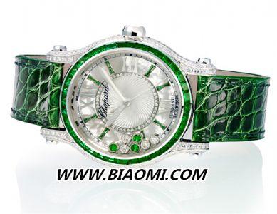 耀眼祖母绿——闪烁于腕间的最美景色