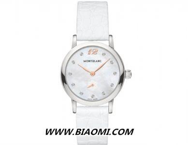 女士手表如何选 简约精致款式最时尚
