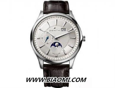 精美月相手表 优雅与特色的彰显