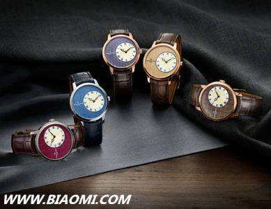 江诗丹顿艺术大师系列腕表 展现精致的手工定制工艺