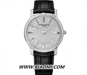 江诗丹顿的不同风格男士手表分享